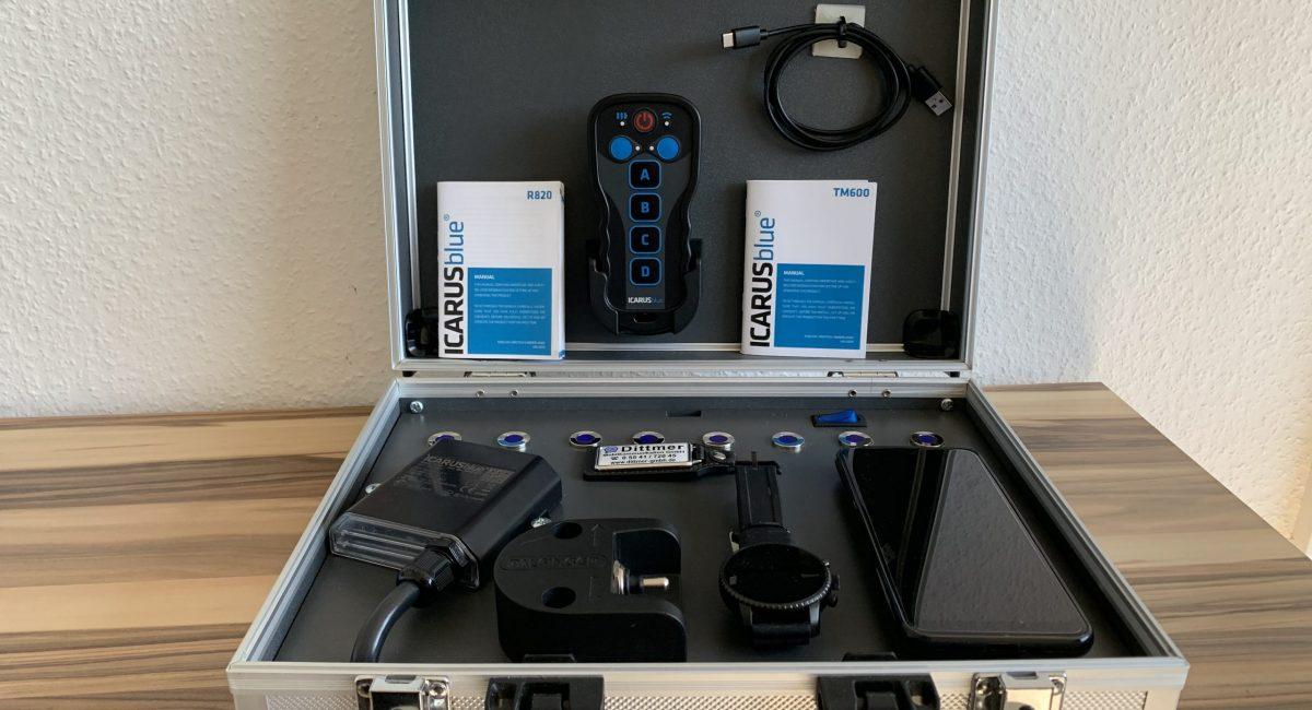 Dittmer GmbH Bluetooth Fernbedienung 056