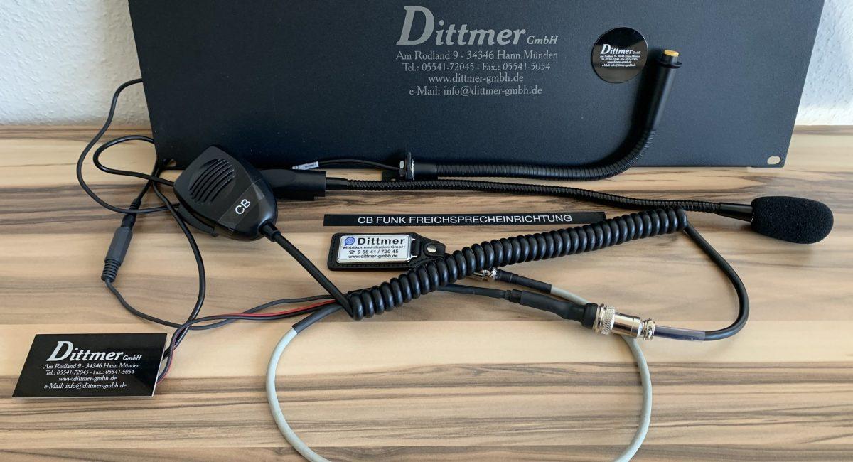 Dittmer GmbH CB Freisprecheinrichtung (13)