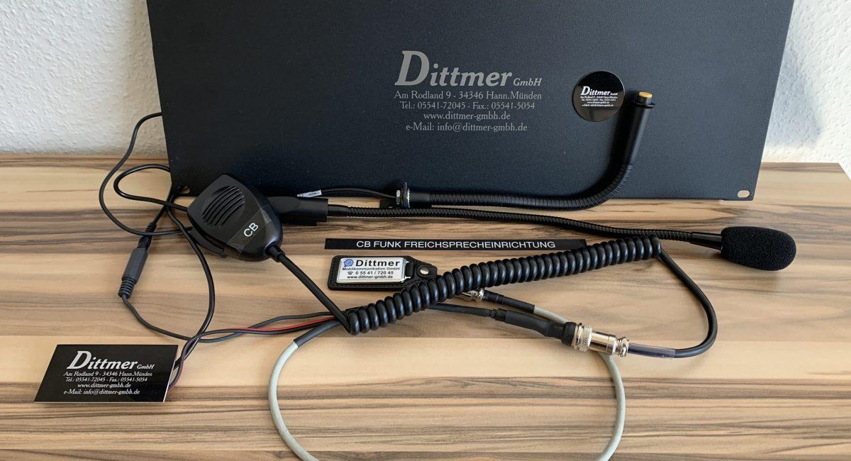 Dittmer GmbH CB Freisprecheinrichtung (14)