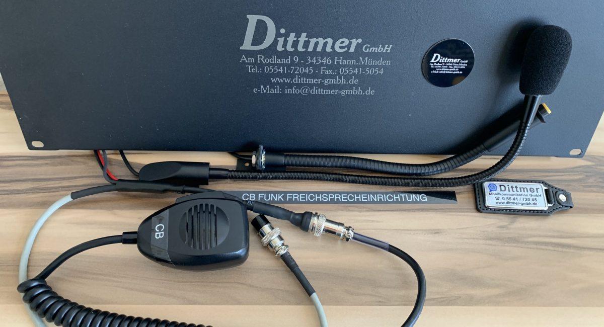 Dittmer GmbH CB Freisprecheinrichtung (18)