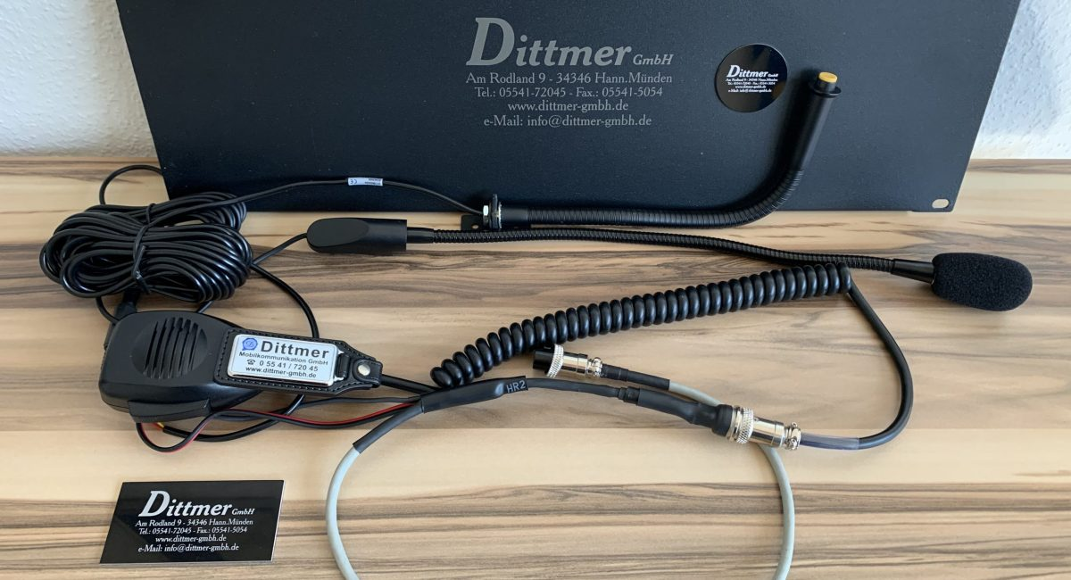 Dittmer GmbH CB Freisprecheinrichtung (9)